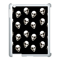 Dracula Apple Ipad 3/4 Case (white) by Valentinaart