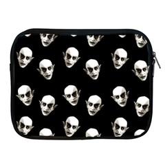 Dracula Apple Ipad 2/3/4 Zipper Cases by Valentinaart