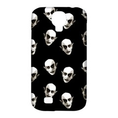 Dracula Samsung Galaxy S4 Classic Hardshell Case (pc+silicone) by Valentinaart