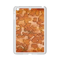 Fantasy Dungeon Maps 2 Ipad Mini 2 Enamel Coated Cases by MoreColorsinLife
