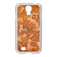 Fantasy Dungeon Maps 2 Samsung Galaxy S4 I9500/ I9505 Case (white) by MoreColorsinLife