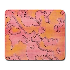 Fantasy Dungeon Maps 6 Large Mousepads by MoreColorsinLife