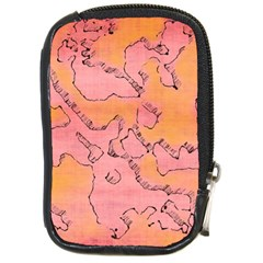 Fantasy Dungeon Maps 6 Compact Camera Cases by MoreColorsinLife