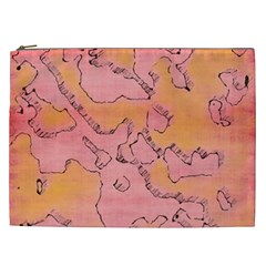 Fantasy Dungeon Maps 6 Cosmetic Bag (xxl)  by MoreColorsinLife