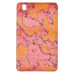 Fantasy Dungeon Maps 6 Samsung Galaxy Tab Pro 8 4 Hardshell Case by MoreColorsinLife