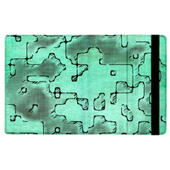 Fantasy Dungeon Maps 7 Apple Ipad 2 Flip Case by MoreColorsinLife