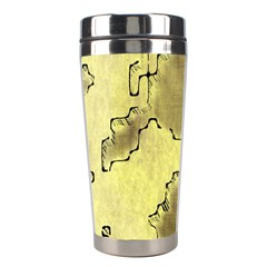 Fantasy Dungeon Maps 8 Stainless Steel Travel Tumblers by MoreColorsinLife
