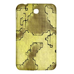 Fantasy Dungeon Maps 8 Samsung Galaxy Tab 3 (7 ) P3200 Hardshell Case  by MoreColorsinLife