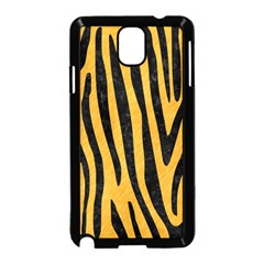 Skin4 Black Marble & Orange Colored Pencil Samsung Galaxy Note 3 Neo Hardshell Case (black)