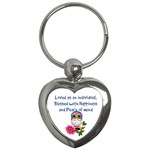 Friend keychain - Key Chain (Heart)