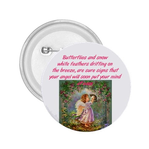 Best Button Friend By Shelleyww42 Gmail Com   2 25  Button   Bemo7zv6o80f   Www Artscow Com Front