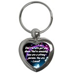 better yet keychain - Key Chain (Heart)