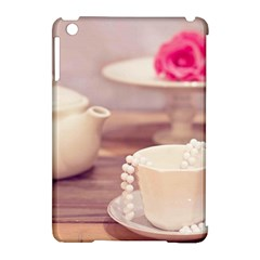 High Tea, Shabby Chic Apple Ipad Mini Hardshell Case (compatible With Smart Cover) by 8fugoso