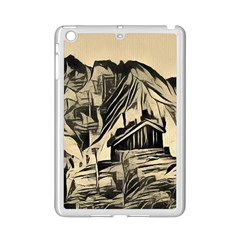 Ink Art Ipad Mini 2 Enamel Coated Cases by 8fugoso