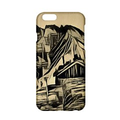 Ink Art Apple Iphone 6/6s Hardshell Case by 8fugoso