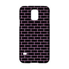 Brick1 Black Marble & Pink Colored Pencil (r) Samsung Galaxy S5 Hardshell Case  by trendistuff