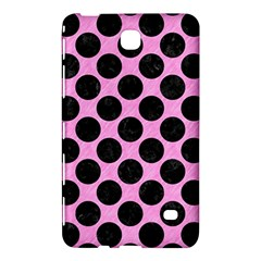 Circles2 Black Marble & Pink Colored Pencil Samsung Galaxy Tab 4 (8 ) Hardshell Case  by trendistuff