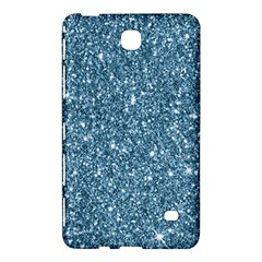 New Sparkling Glitter Print F Samsung Galaxy Tab 4 (8 ) Hardshell Case  by MoreColorsinLife