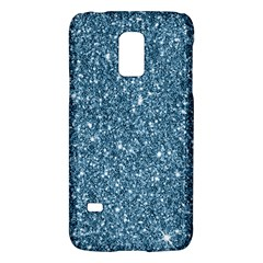 New Sparkling Glitter Print F Galaxy S5 Mini by MoreColorsinLife