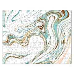 Abstract Marble 1 Rectangular Jigsaw Puzzl by tarastyle