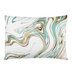 Abstract Marble 1 Pillow Case by tarastyle