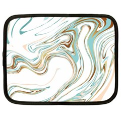 Abstract Marble 1 Netbook Case (xxl)  by tarastyle