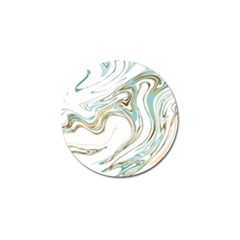 Abstract Marble 1 Golf Ball Marker by tarastyle
