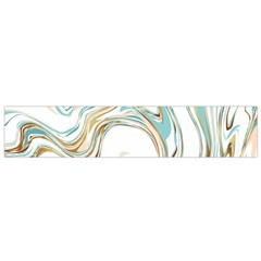 Abstract Marble 1 Flano Scarf (small) by tarastyle
