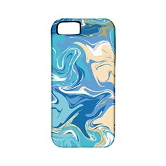 Abstract Marble 2 Apple Iphone 5 Classic Hardshell Case (pc+silicone)