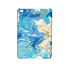 Abstract Marble 2 Ipad Mini 2 Hardshell Cases by tarastyle