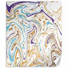 Abstract Marble 3 Canvas 20  X 24   by tarastyle