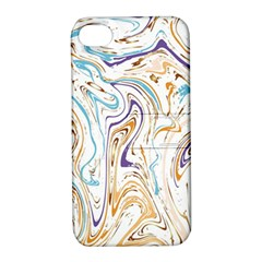 Abstract Marble 3 Apple Iphone 4/4s Hardshell Case With Stand by tarastyle