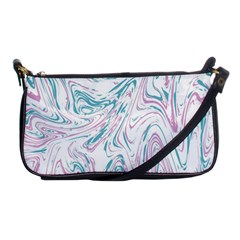 Abstract Marble 4 Shoulder Clutch Bags by tarastyle