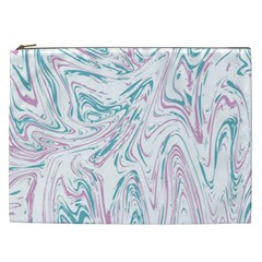 Abstract Marble 4 Cosmetic Bag (xxl)  by tarastyle