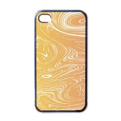 Abstract Marble 6 Apple Iphone 4 Case (black) by tarastyle