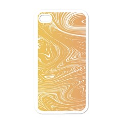 Abstract Marble 6 Apple Iphone 4 Case (white) by tarastyle