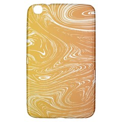 Abstract Marble 6 Samsung Galaxy Tab 3 (8 ) T3100 Hardshell Case  by tarastyle