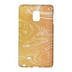 Abstract Marble 6 Galaxy Note Edge by tarastyle