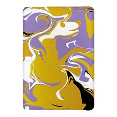Abstract Marble 7 Samsung Galaxy Tab Pro 10 1 Hardshell Case by tarastyle