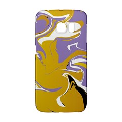 Abstract Marble 7 Galaxy S6 Edge by tarastyle