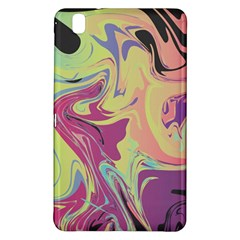 Abstract Marble 8 Samsung Galaxy Tab Pro 8 4 Hardshell Case by tarastyle