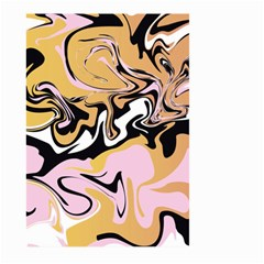 Abstract Marble 9 Large Garden Flag (two Sides) by tarastyle