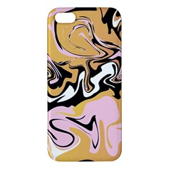 Abstract Marble 9 Apple Iphone 5 Premium Hardshell Case by tarastyle