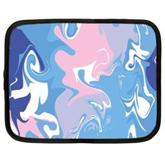 Abstract Marble 10 Netbook Case (xxl)  by tarastyle