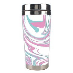 Abstract Marble 12 Stainless Steel Travel Tumblers by tarastyle