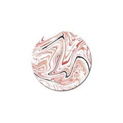 Abstract Marble 13 Golf Ball Marker (10 Pack) by tarastyle