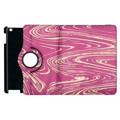 Abstract Marble 14 Apple Ipad 2 Flip 360 Case by tarastyle