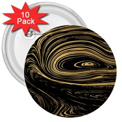 Abstract Marble 15 3  Buttons (10 Pack)  by tarastyle
