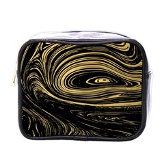 Abstract Marble 15 Mini Toiletries Bags by tarastyle