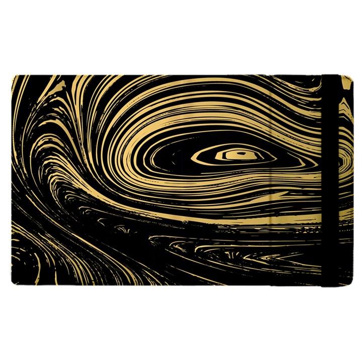 Abstract Marble 15 Apple iPad Pro 12.9   Flip Case